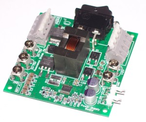 Power Supply Interface Board